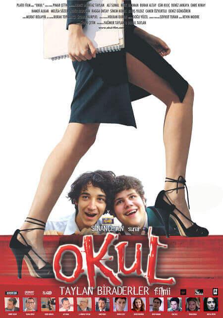 فيلم Okul 2004 مترجم للكبار فقط