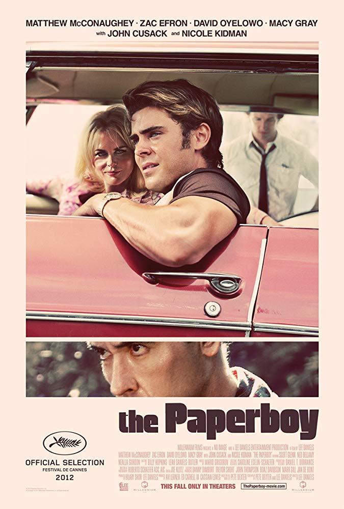مشاهدة فيلم Paperboy 2012 مترجم للكبار فقط