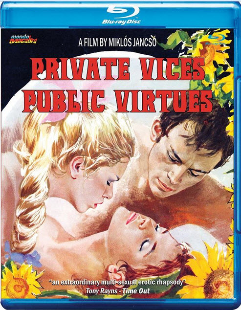 فيلم Private Vices, Public Pleasures 1976 مترجم