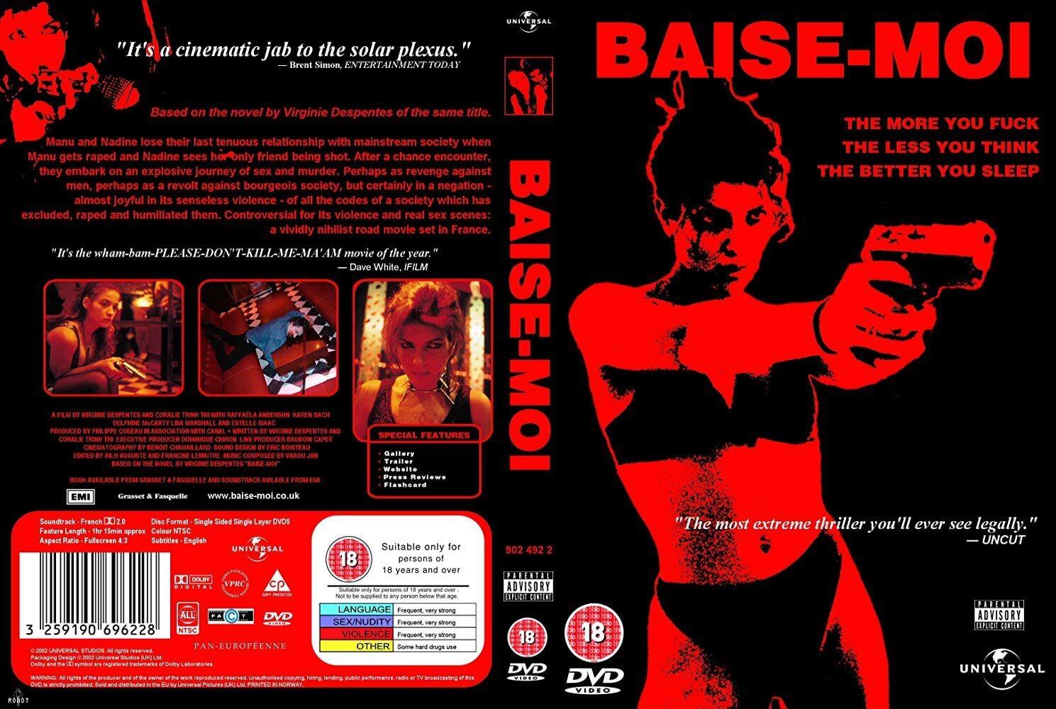 افلام فرنسية فيلم Rape Me 2000 مترجم للكبار فقط