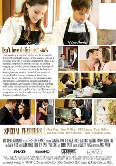 مشاهدة فيلم Recipe for Romance 2011 مترجم