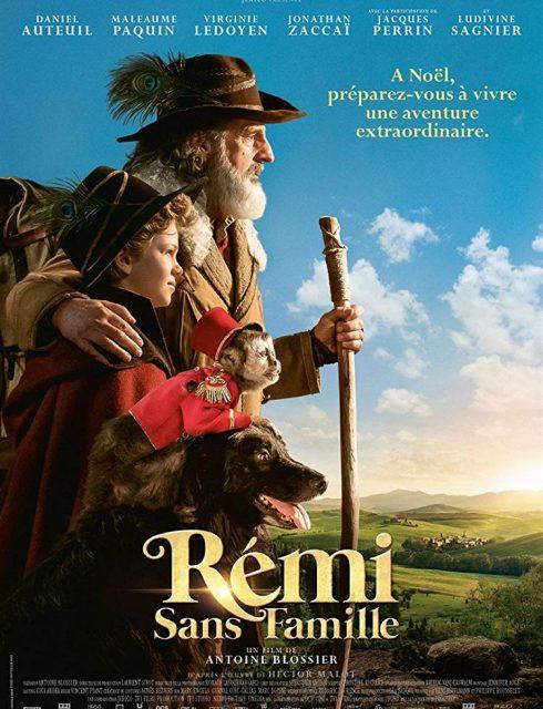 مشاهدة فيلم Remi sans famille 2018 مترجم
