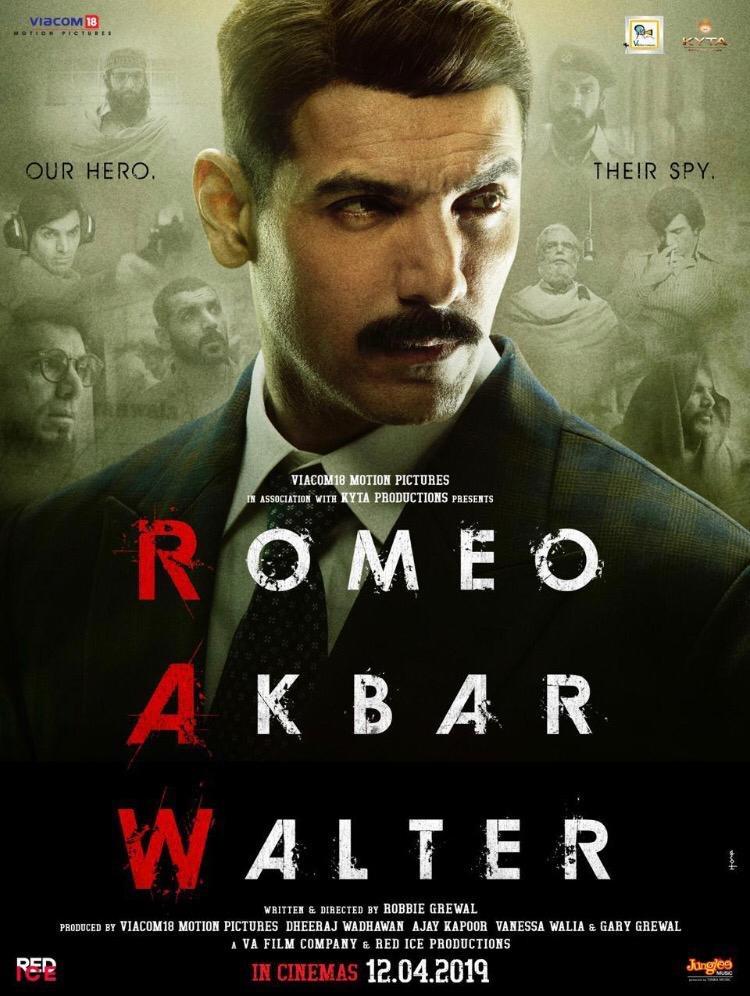مشاهدة فيلم Romeo Akbar Walter 2019 مترجم