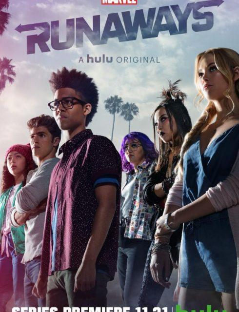 مسلسل Runaways الموسم الاول الحلقة 1