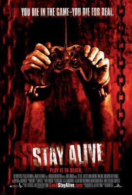 فيلم STAY ALIVE 2006 مترجم للكبار فقط