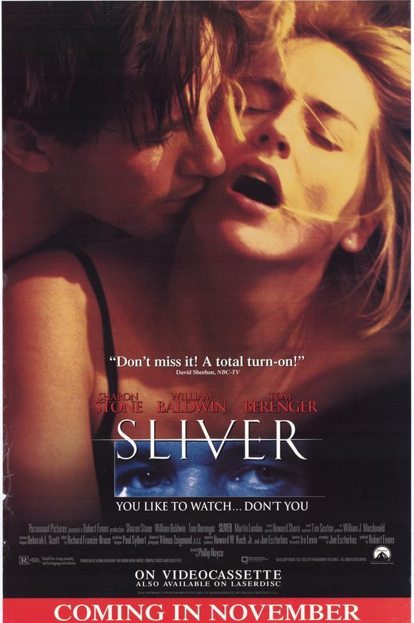 فيلم Sliver 1993 مترجم للكبار فقط