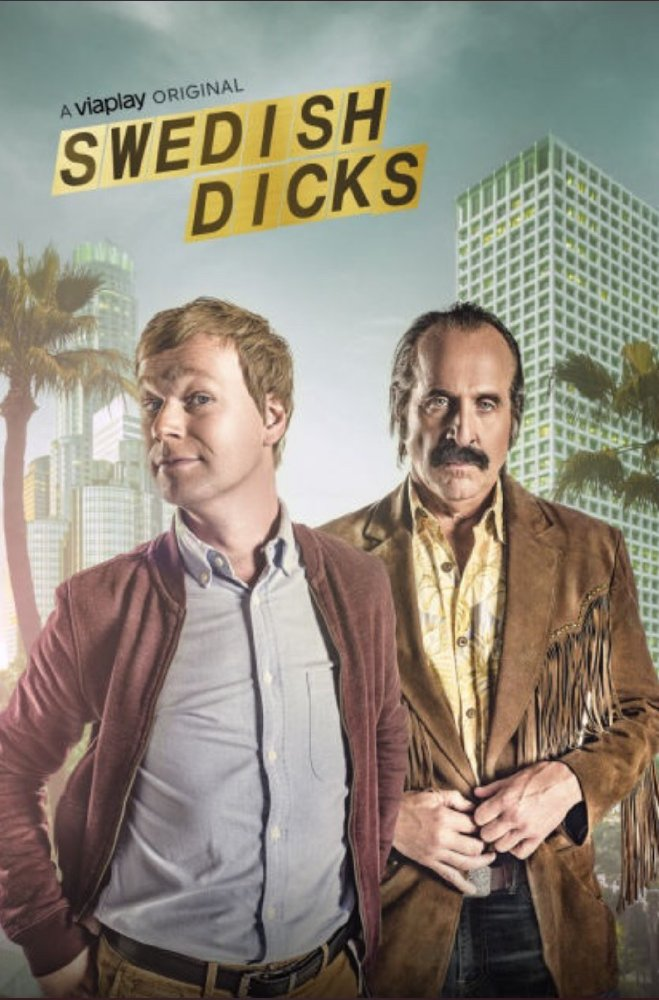 مسلسل Swedish Dicks الحلقة 7