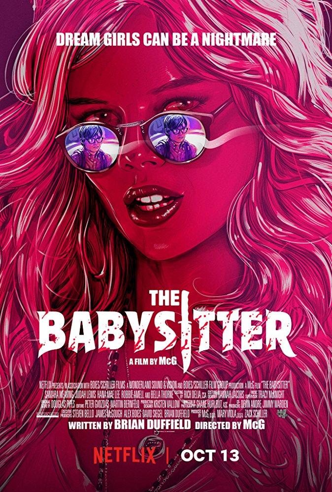 فيلم The Babysitter 2017 مترجم للكبار فقط