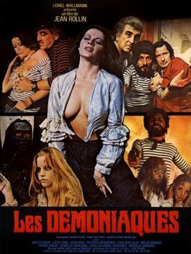 مشاهدة فيلم The Demoniacs 1974 مترجم