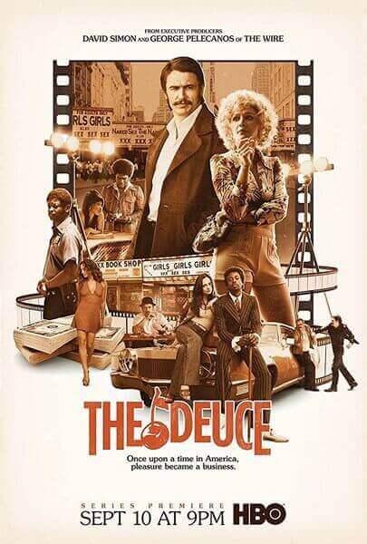 مسلسل The Deuce الموسم الاول كامل جميع الحلقات