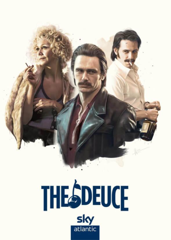 مسلسل The Deuce الموسم الثاني كامل جميع الحلقات