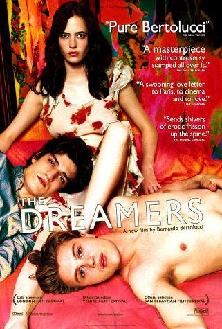 فيلم The Dreamers 2003 مترجم للكبار فقط