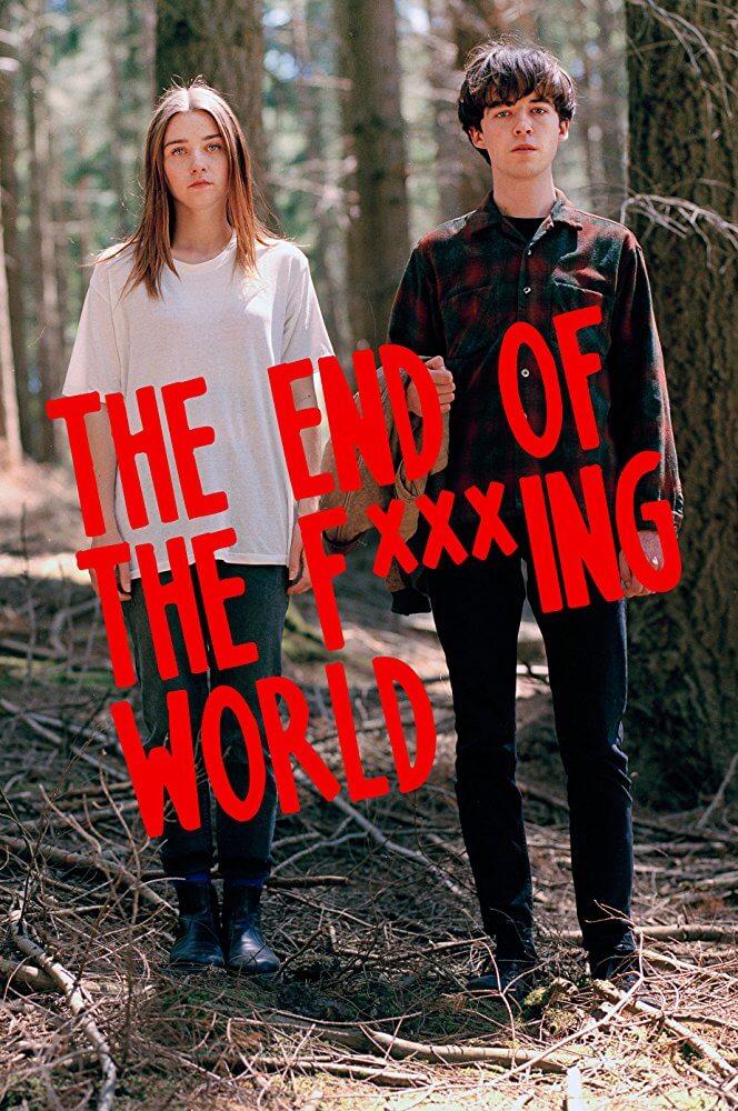 مسلسل The End Of The F***ing World الحلقة 1