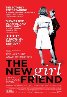 فيلم The New Girlfriend 2015 مترجم للكبار فقط