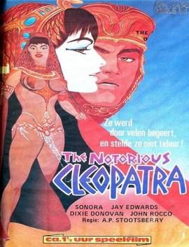مشاهدة فيلم The Notorious Cleopatra 1970 مترجم للكبار فقط