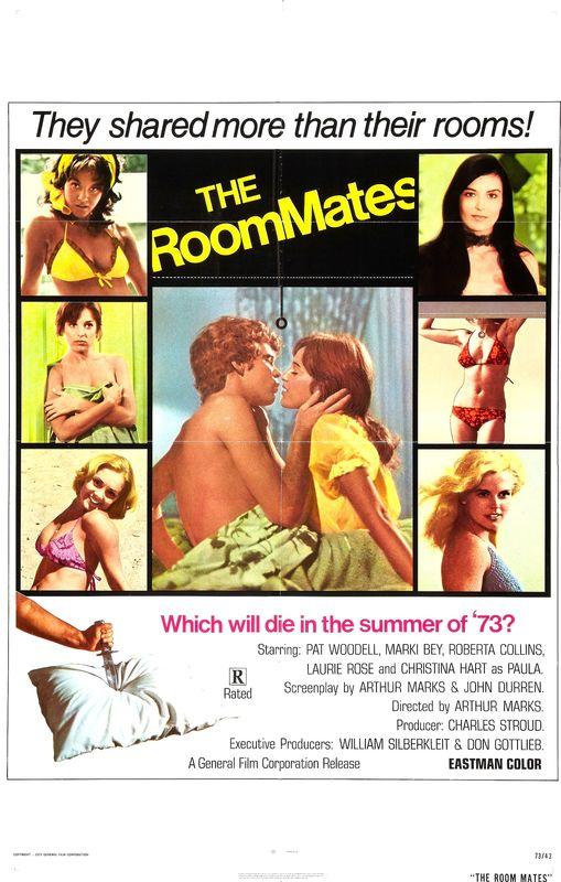 مشاهدة فيلم The Roommates 1973 مترجم للكبار فقط