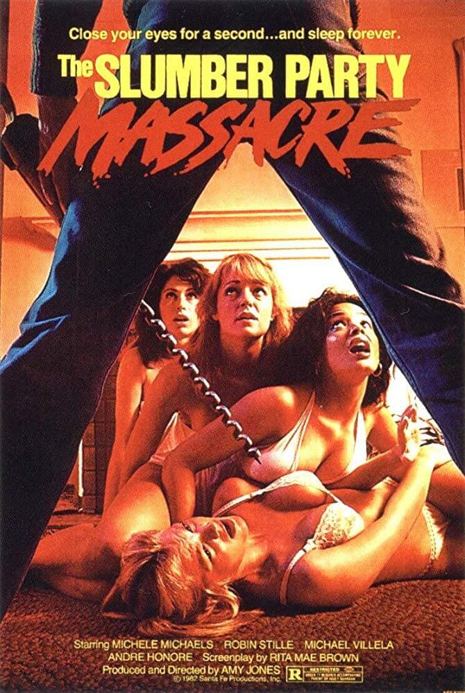 مشاهدة فيلم The Slumber Party Massacr 1982 مترجم