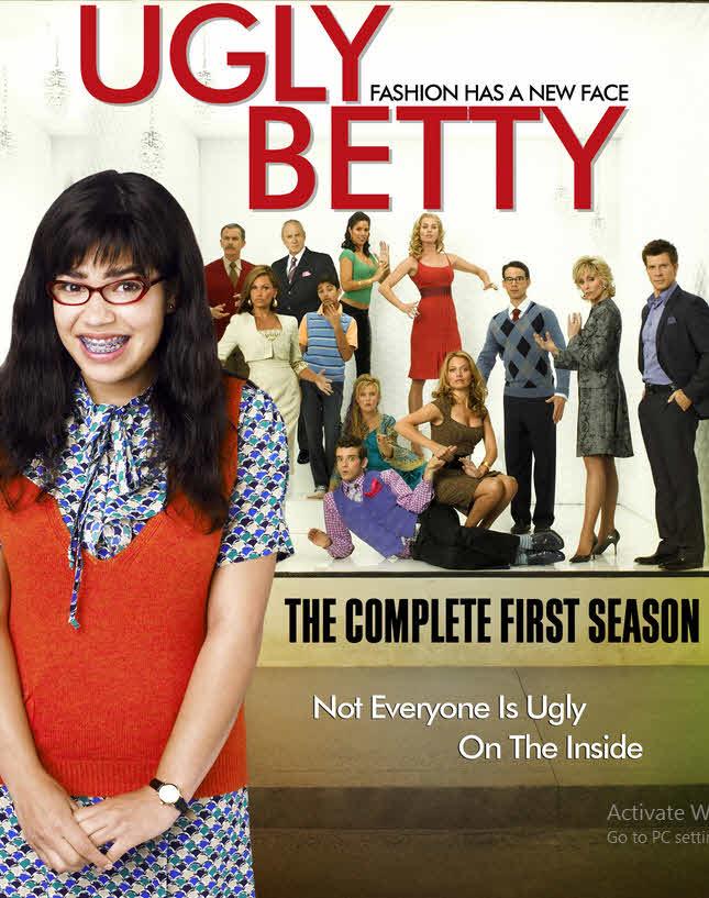 مسلسل Ugly Betty الموسم الاول الحلقة 14