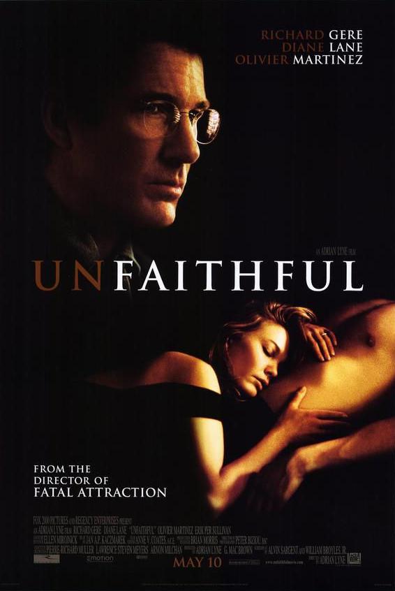 فيلم الاغراء الجنسى Unfaithful 2002 للكبار فقط مترجم