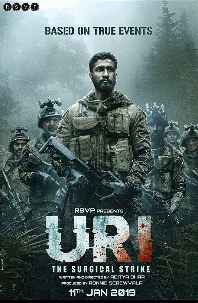مشاهدة فيلم Uri: The Surgical Strike 2019 مترجم