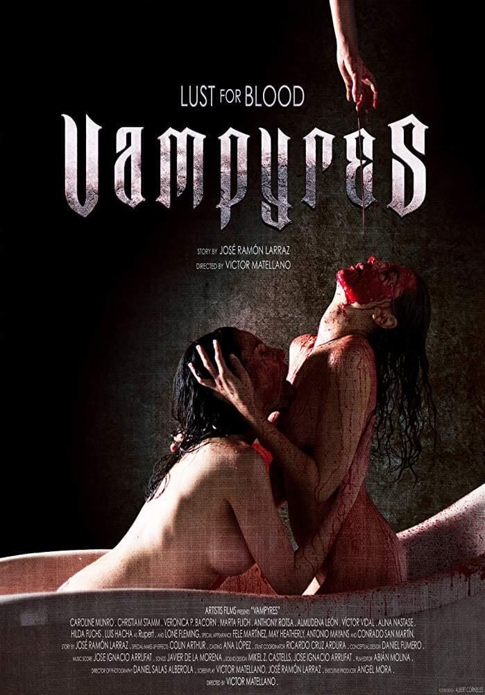 فيلم Vampyres 2015 مترجم للكبار فقط