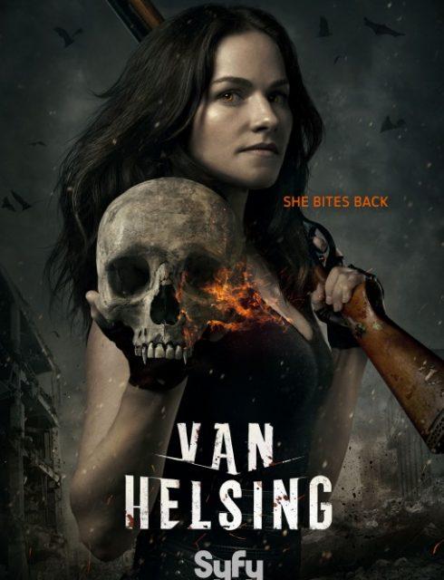 مسلسل Van Helsing الموسم الاول الحلقة 9