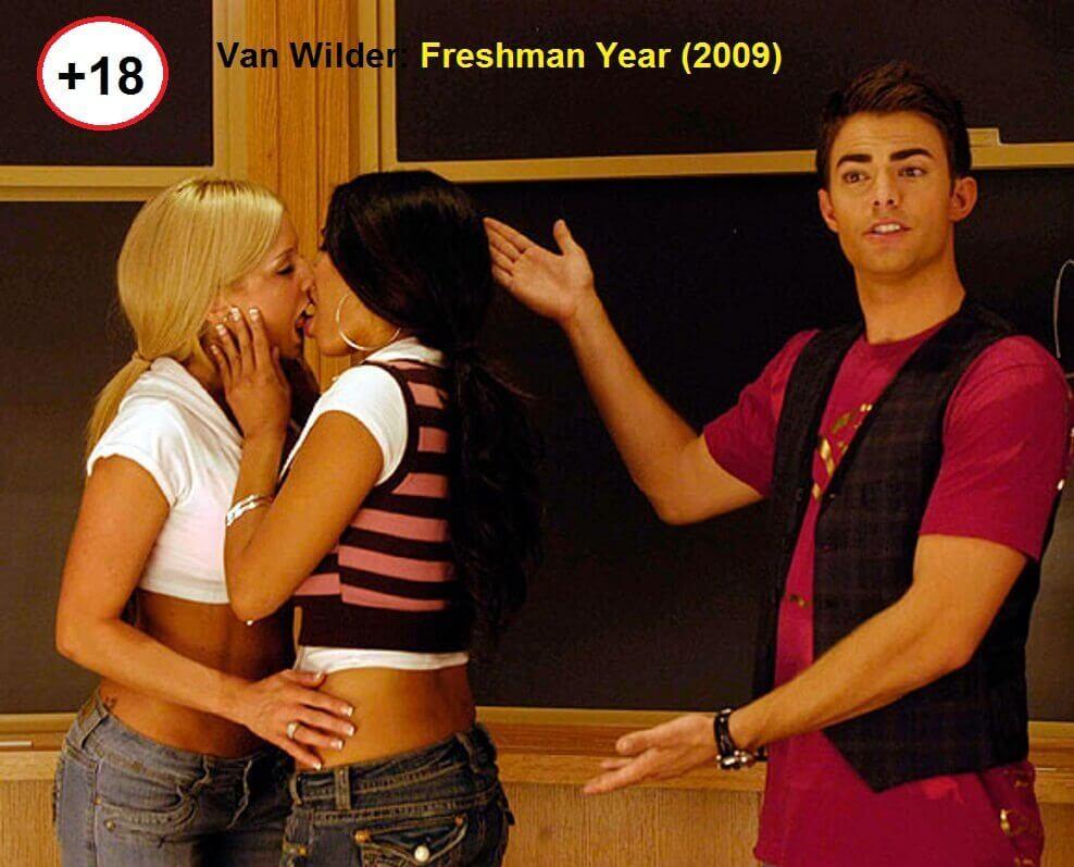 فيلم Van Wilder: Freshman Year 2009 مترجم