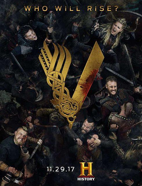 مسلسل Vikings الموسم الخامس الحلقة 4