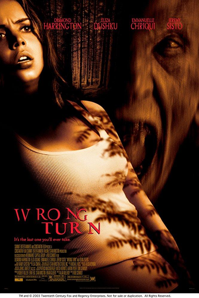 فيلم WRONG TURN 1 2003 مترجم للكبار فقط