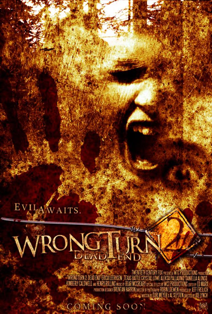 فيلم Wrong Turn 2 2007 مترجم للكبار فقط