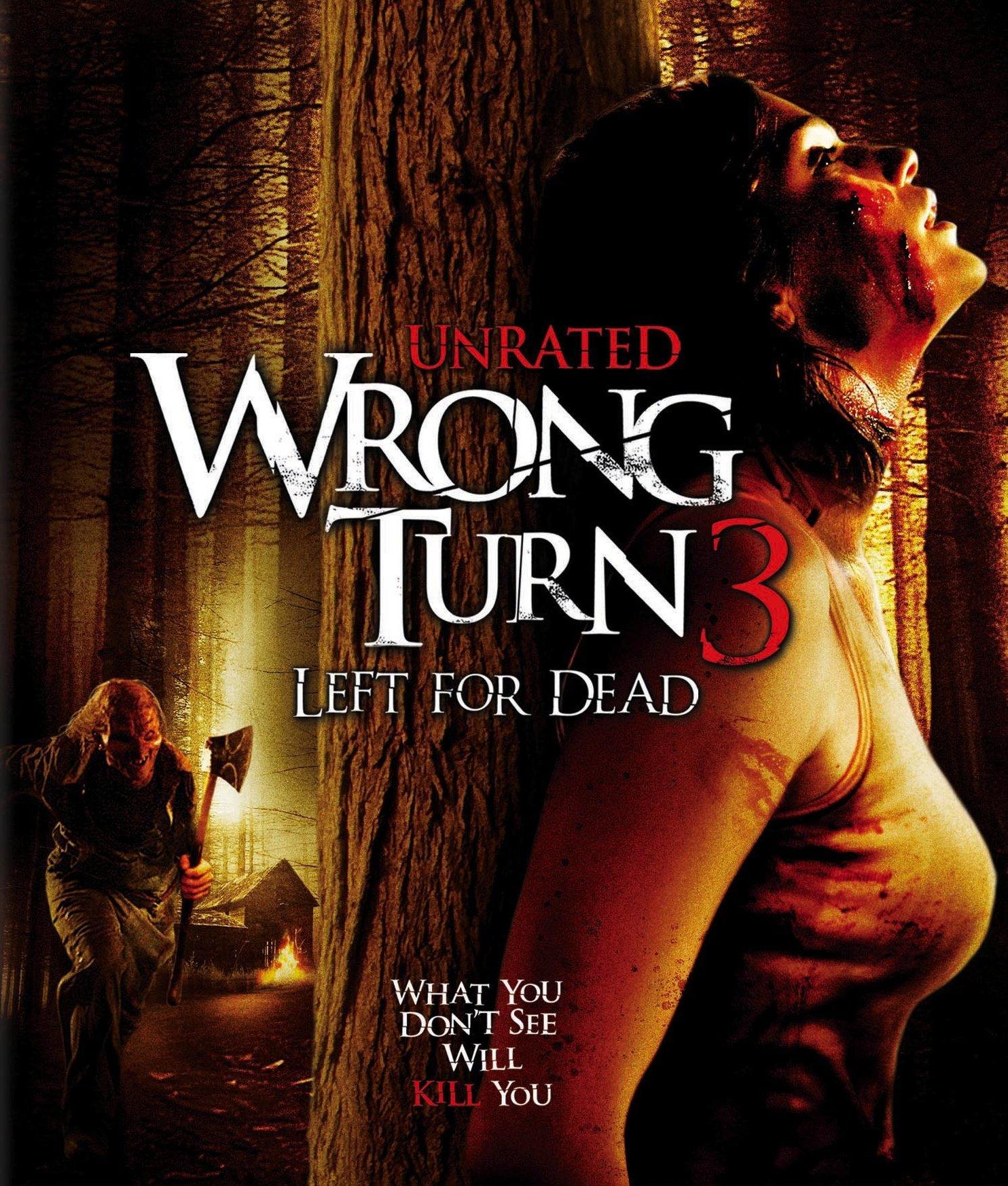 فيلم Wrong Turn 3 2009 مترجم للكبار فقط