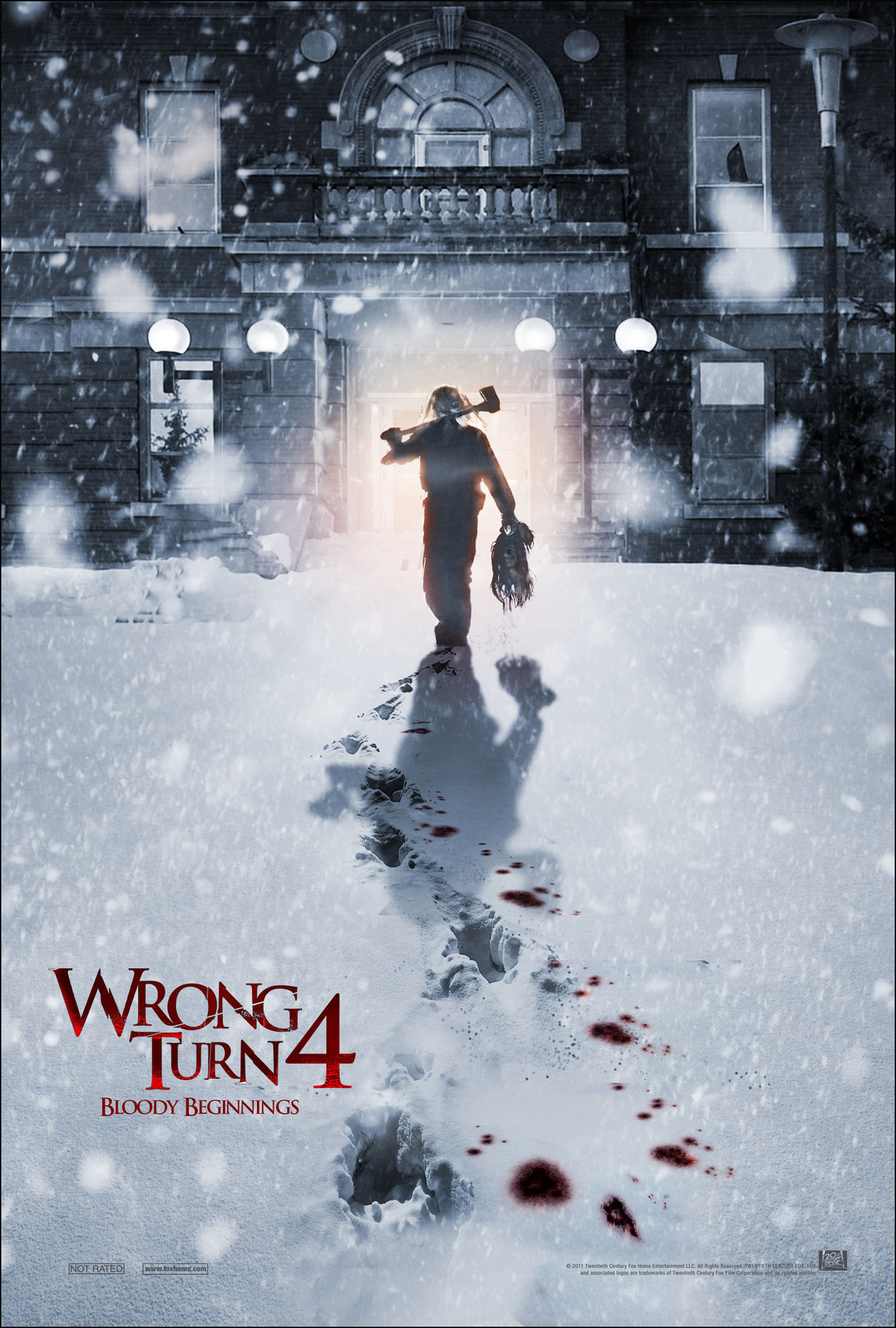 فيلم Wrong Turn 4 2011 مترجم للكبار فقط