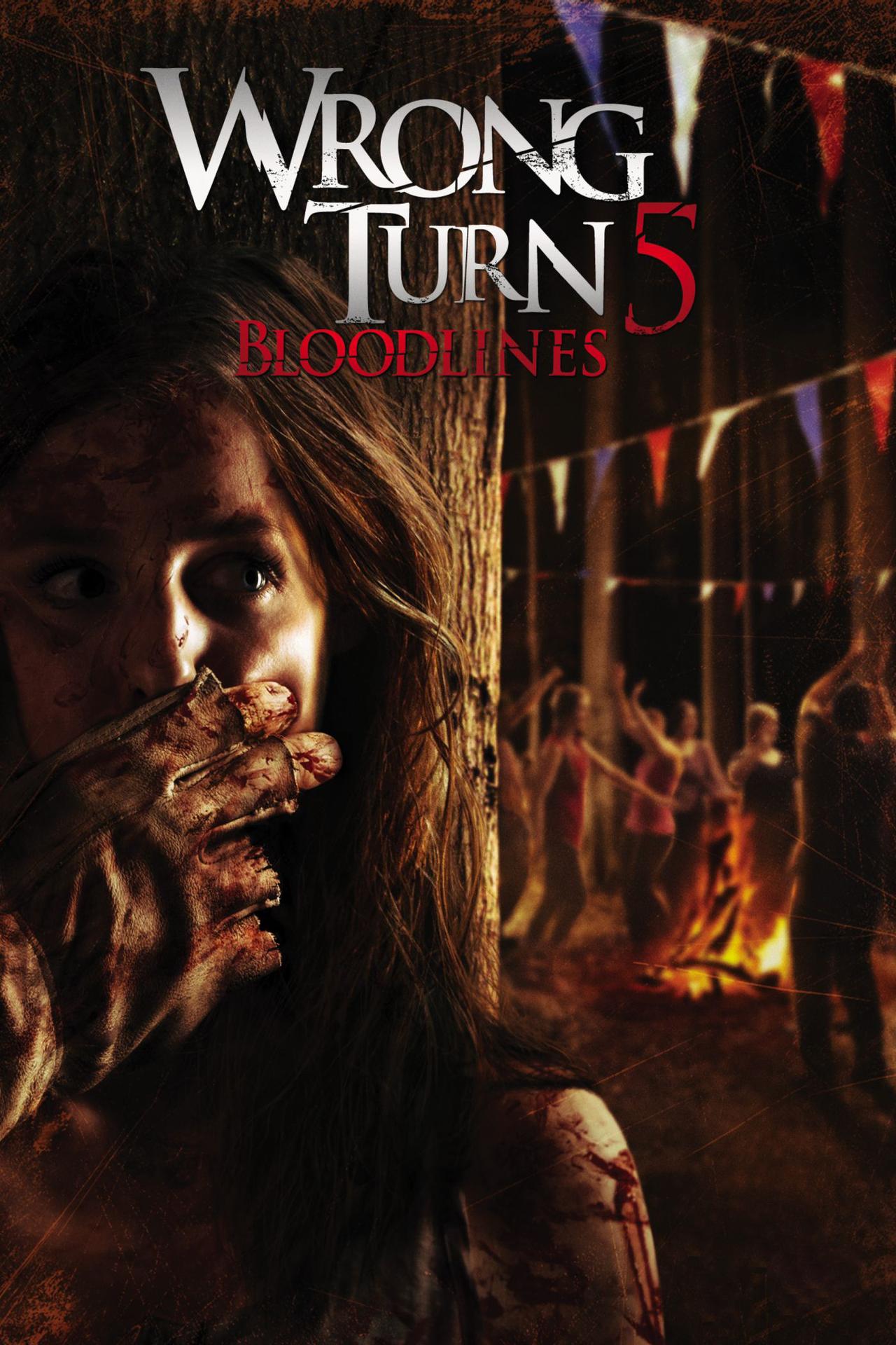 فيلم Wrong Turn 5 2012 مترجم للكبار فقط
