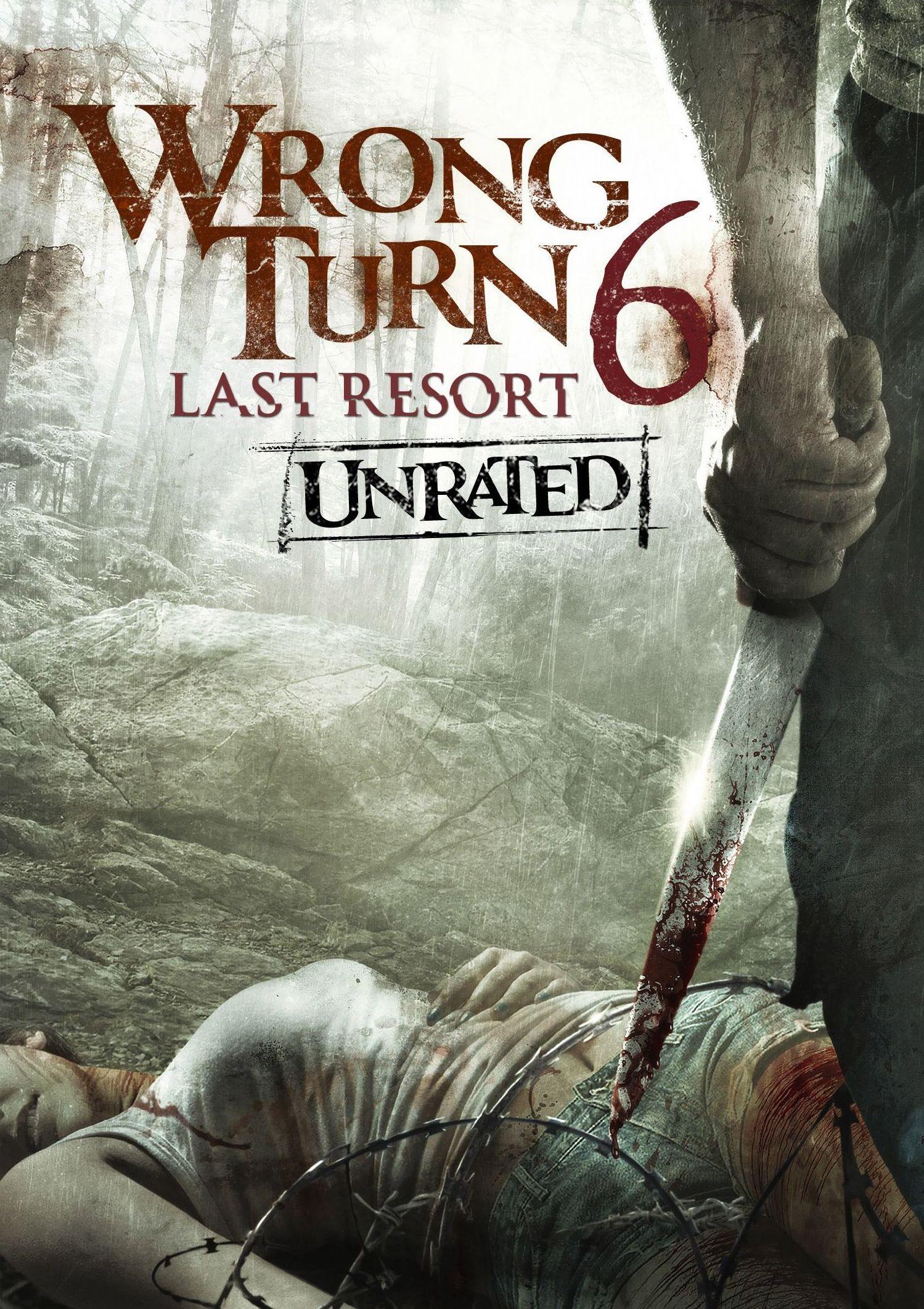 فيلم Wrong Turn 6 2014 مترجم للكبار فقط