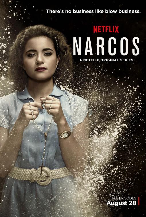 مسلسل Narcos الموسم الثاني الحلقة 9