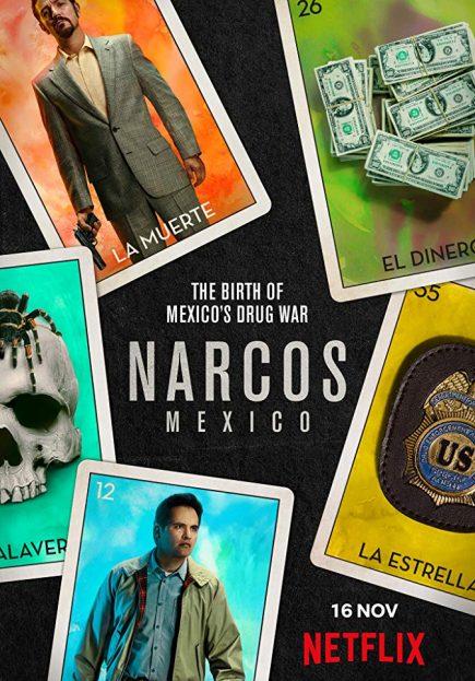 مسلسل Narcos: Mexico الموسم الاول الحلقة 8