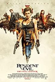فيلم Resident Evil: The Final Chapter 6 2017 مترجم