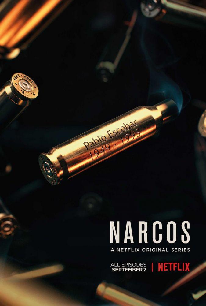 مسلسل Narcos الموسم الاول الحلقة 1