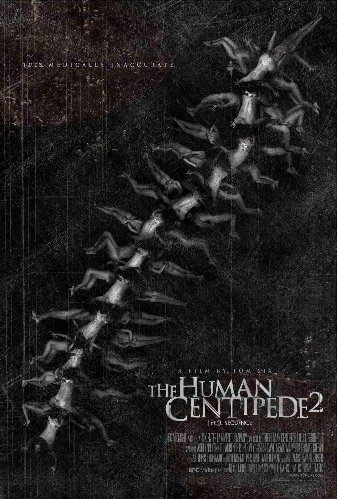 فيلم 2011 2 The Human Centipede مترجم للكبار فقط